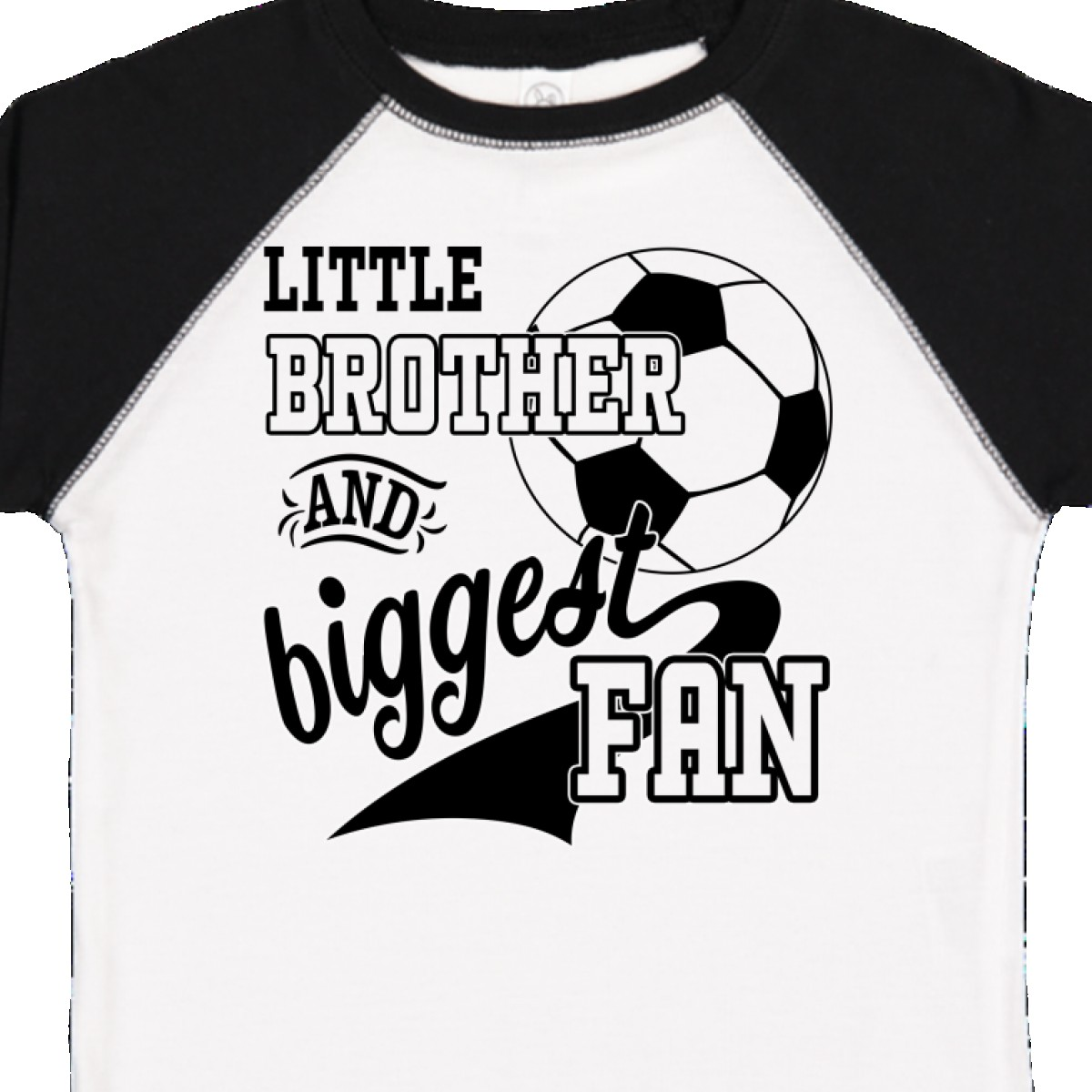 Inktastic-Little-Brother-And-Biggest-Fan-Soccer-Player-Toddler-T-Shirt-Sports thumbnail 22