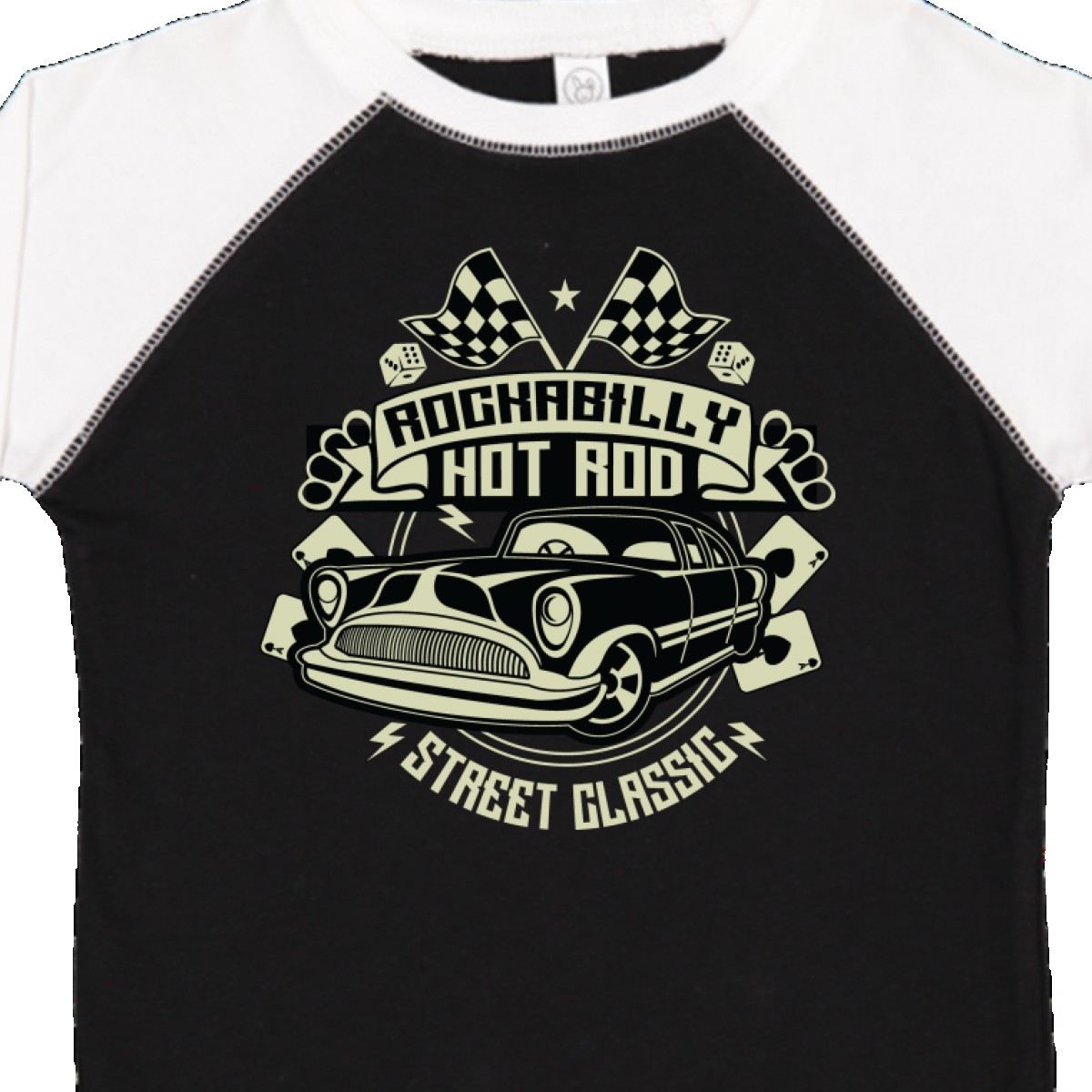 Inktastic-Rockabilly-Hotrod-Toddler-T-Shirt-Hot-Rod-Vintage-Car-Racing-Street thumbnail 6