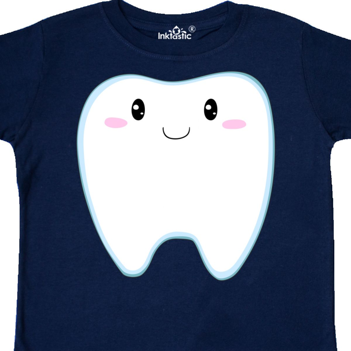 Inktastic-Cute-Tooth-Toddler-T-Shirt-First-New-Dentist-Dental-Teeth-Loose-Unisex thumbnail 6