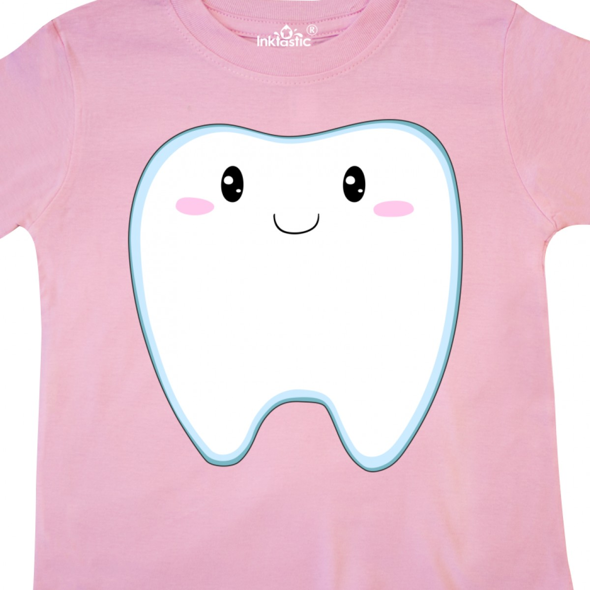 Inktastic-Cute-Tooth-Toddler-T-Shirt-First-New-Dentist-Dental-Teeth-Loose-Unisex thumbnail 8