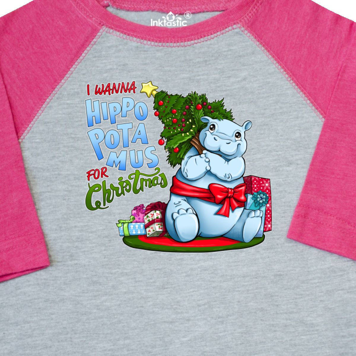 I Want Hippopotamus For Christmas.Details About Inktastic I Wanna Hippopotamus For Christmas Cute Hippo Toddler T Shirt Holiday