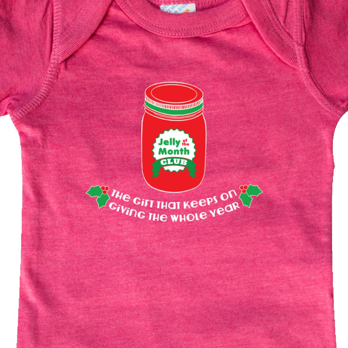 inktastic jelly of the month club infant creeper christmas vacation funny clark - Jelly Of The Month Club Christmas Vacation