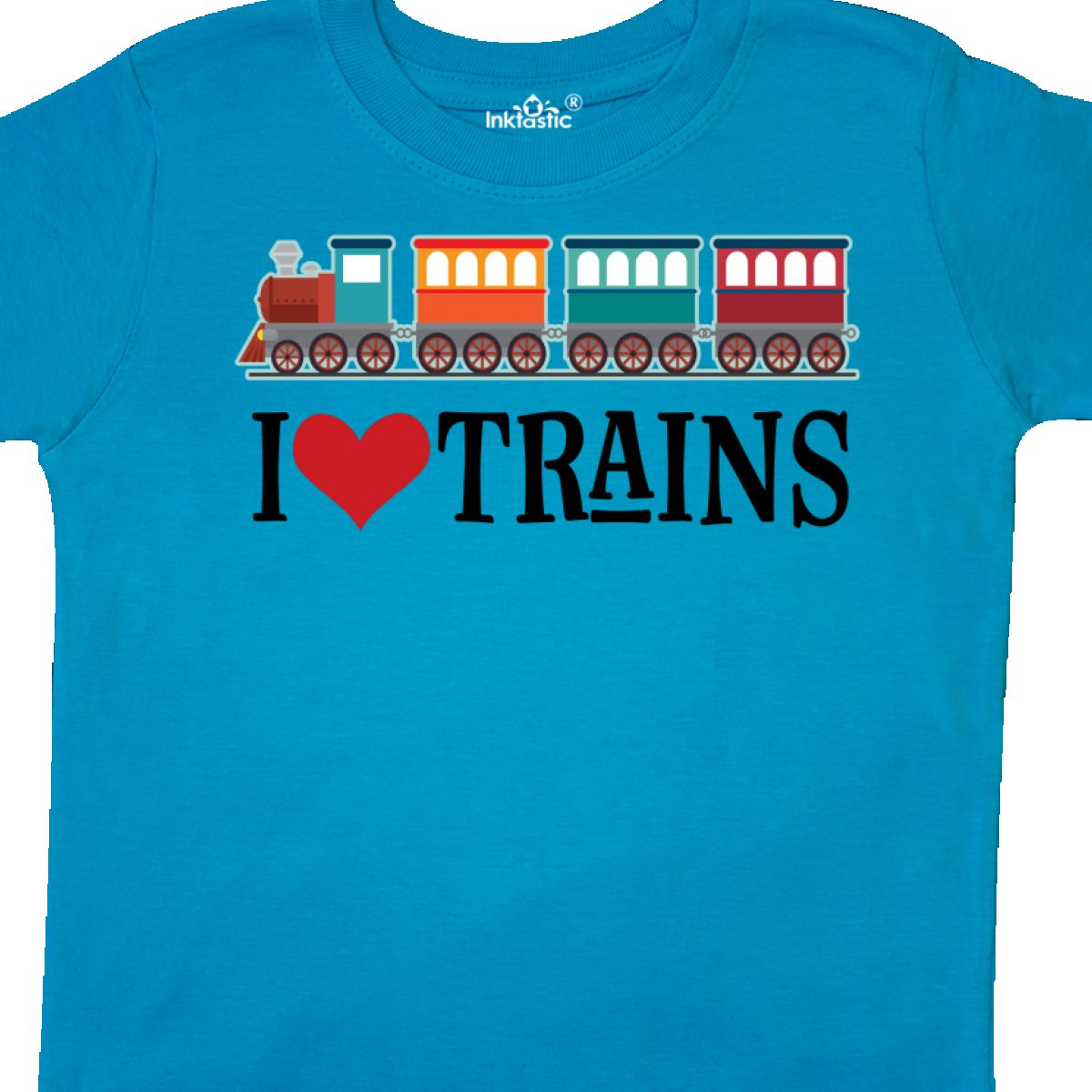 Inktastic-I-Love-Trains-Toddler-T-Shirt-Choo-Childs-Clothing-Apparel-Railfan-Set thumbnail 26