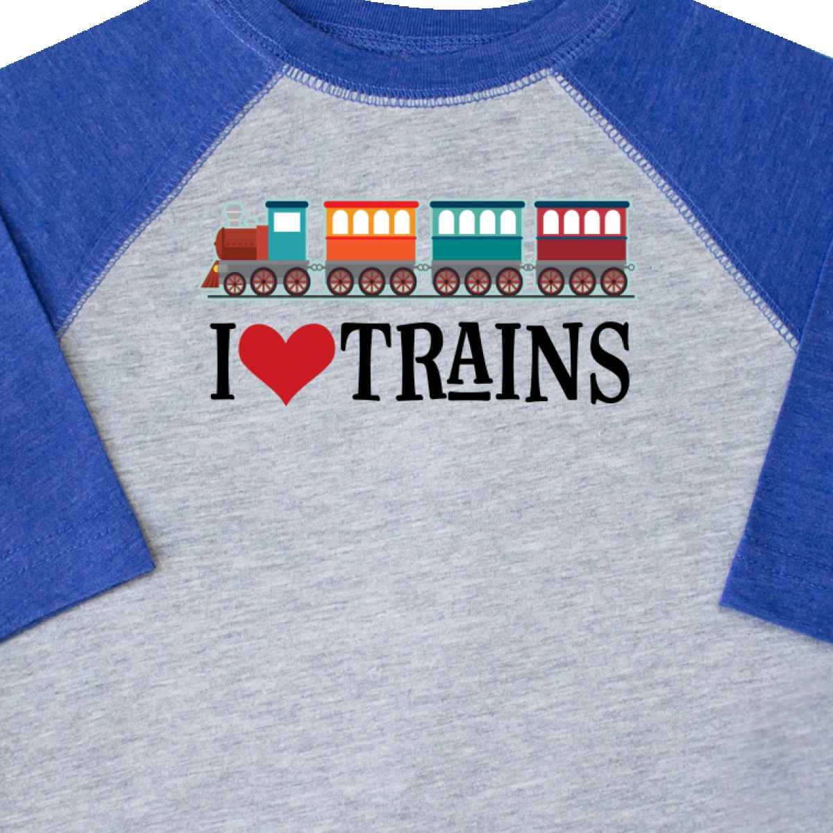 Inktastic-I-Love-Trains-Toddler-T-Shirt-Choo-Childs-Clothing-Apparel-Railfan-Set thumbnail 12