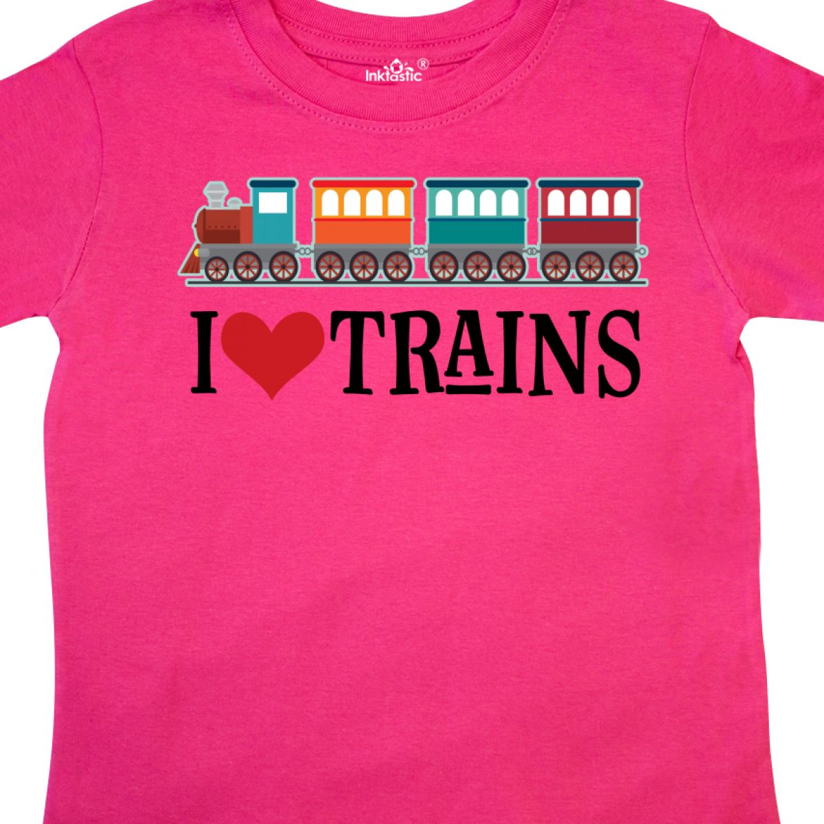 Inktastic-I-Love-Trains-Toddler-T-Shirt-Choo-Childs-Clothing-Apparel-Railfan-Set thumbnail 16