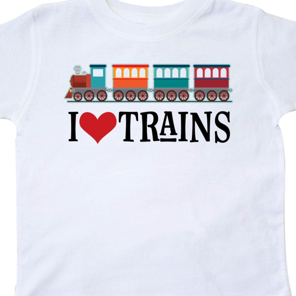 Inktastic-I-Love-Trains-Toddler-T-Shirt-Choo-Childs-Clothing-Apparel-Railfan-Set thumbnail 28