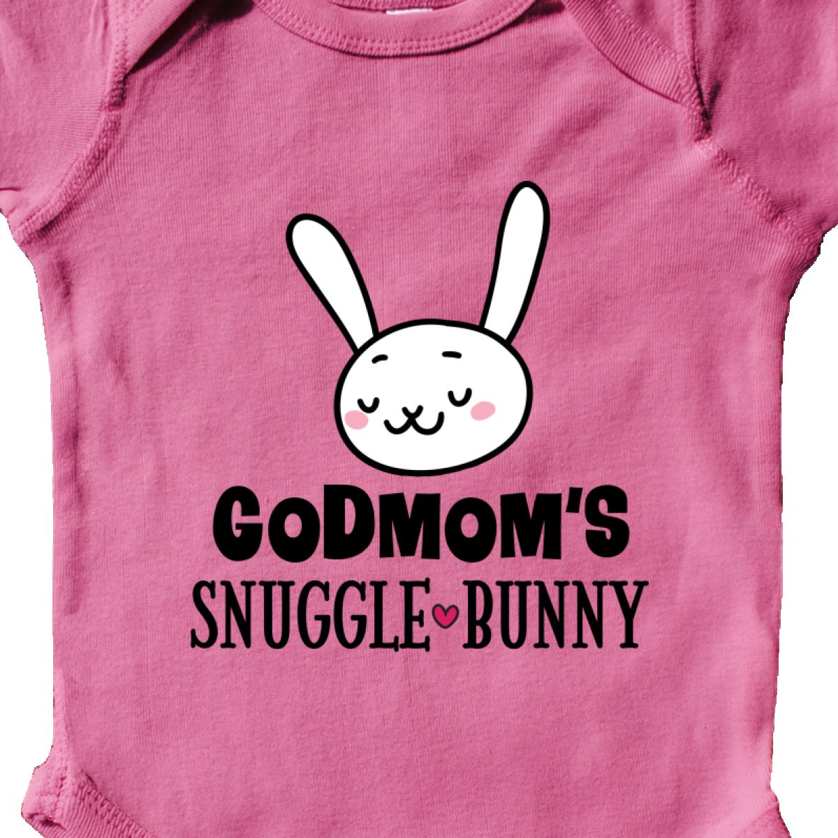 Inktastic godmother snuggle bunny easter gift infant creeper godmom inktastic godmother snuggle bunny easter gift infant creeper negle Images