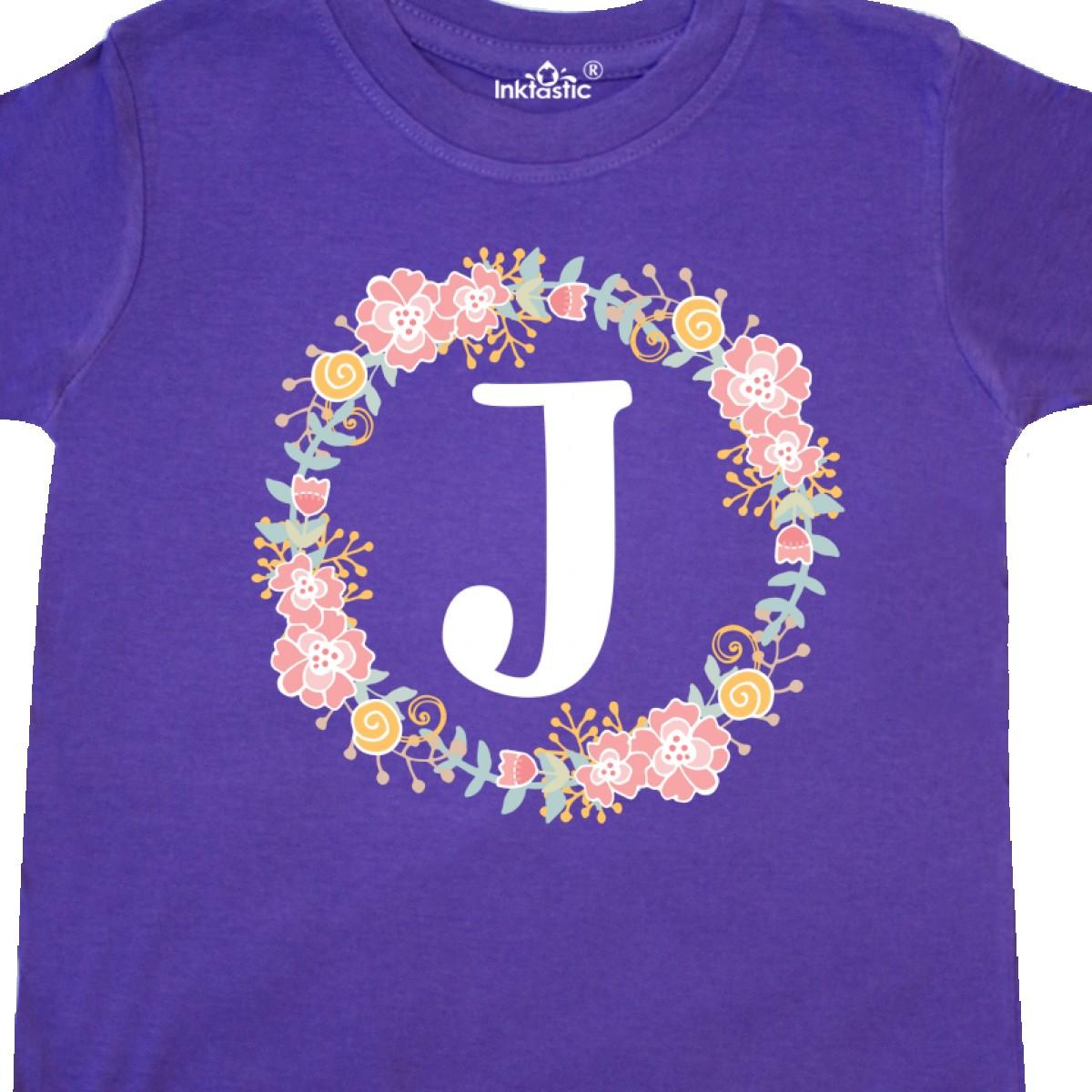 inktastic Flower Girl Lavender Bridal Toddler T-Shirt