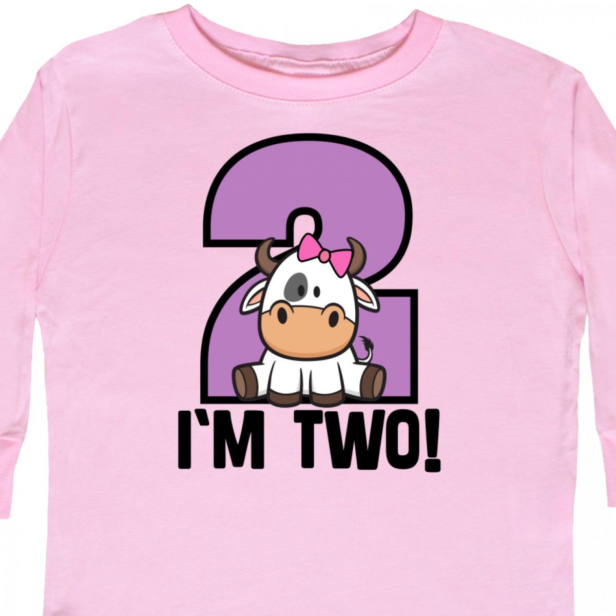 inktastic Monkey 1st Birthday Gift for Girl Toddler T-Shirt