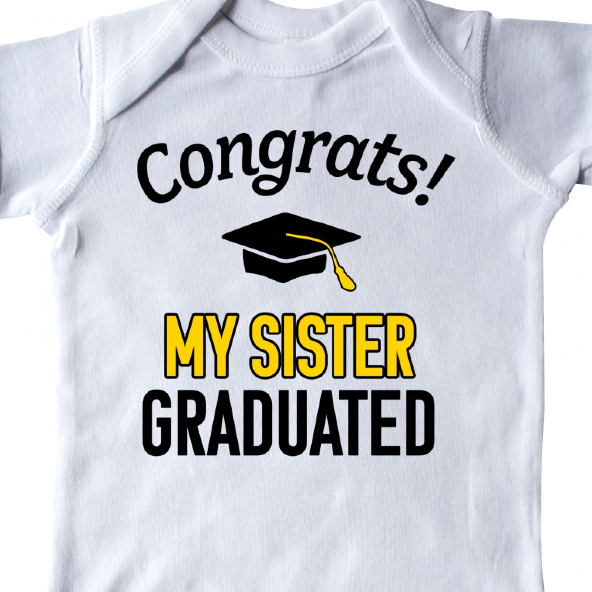 inktastic Im Going to Be a Sister in May Baby T-Shirt
