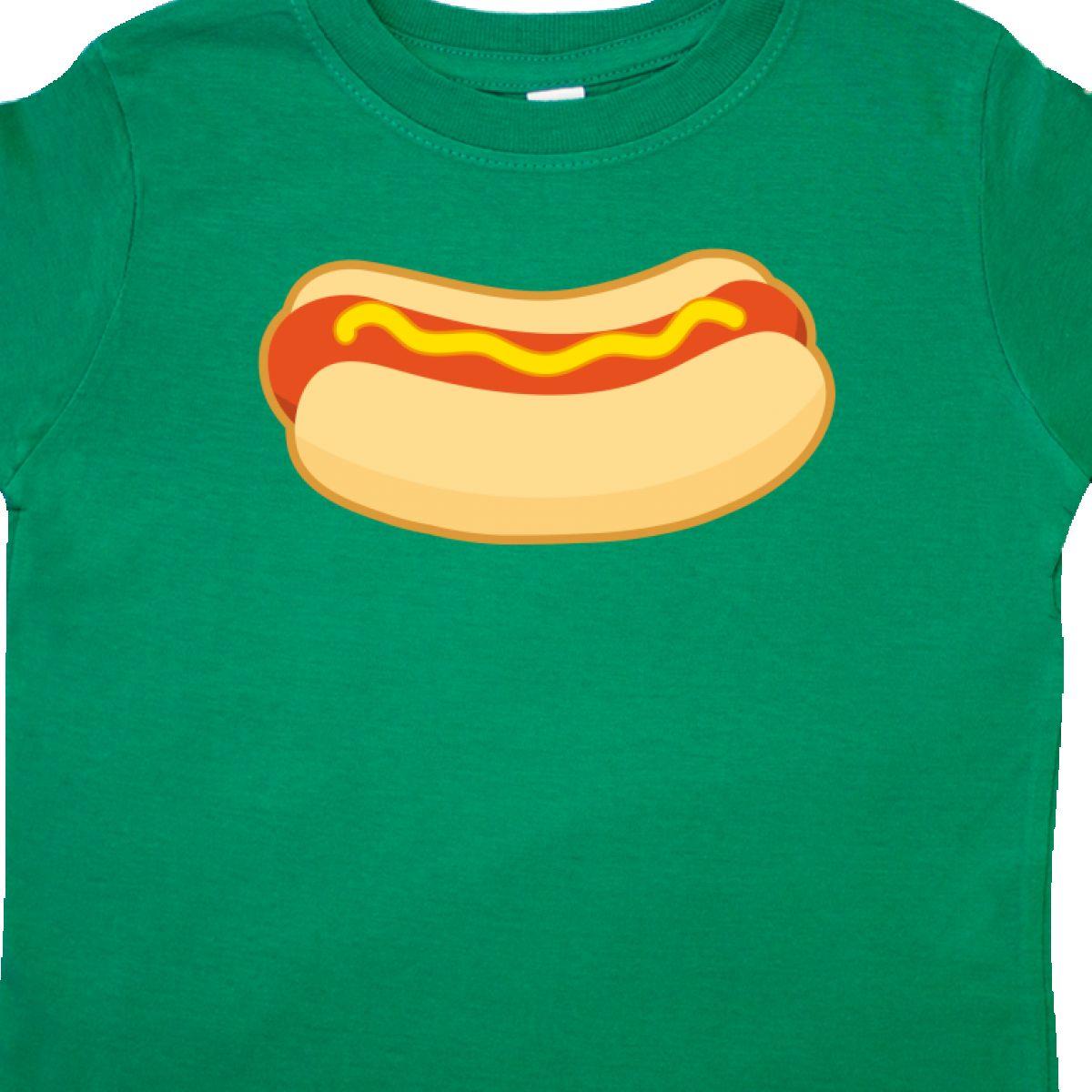 Inktastic-Funny-Hot-Dog-Toddler-T-Shirt-Food-Bbq-Picnic-Summer-Apparel-Gift-Kid thumbnail 8