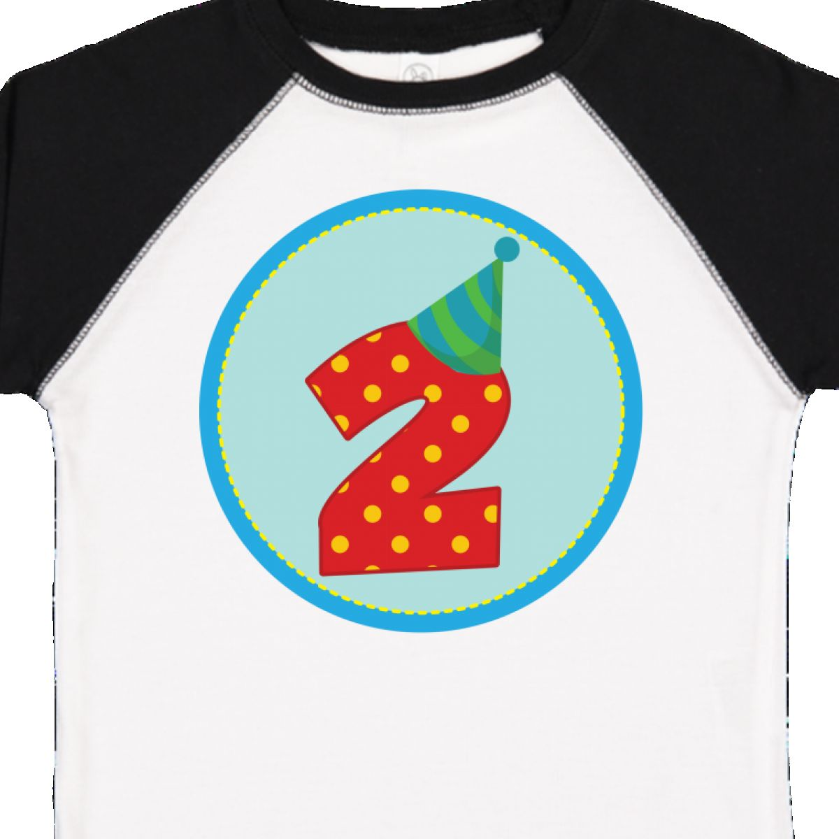 Inktastic 2nd Birthday Boy Toddler T Shirt Second