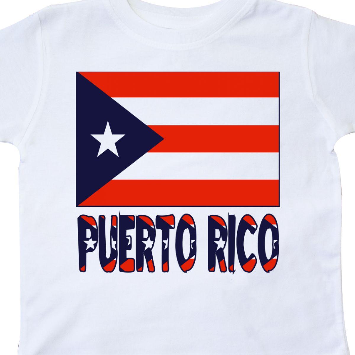 Inktastic-Puerto-Rico-Flag-amp-Name-Toddler-T-Shirt-Puerto-rican-Puerto-rico-Gift thumbnail 10