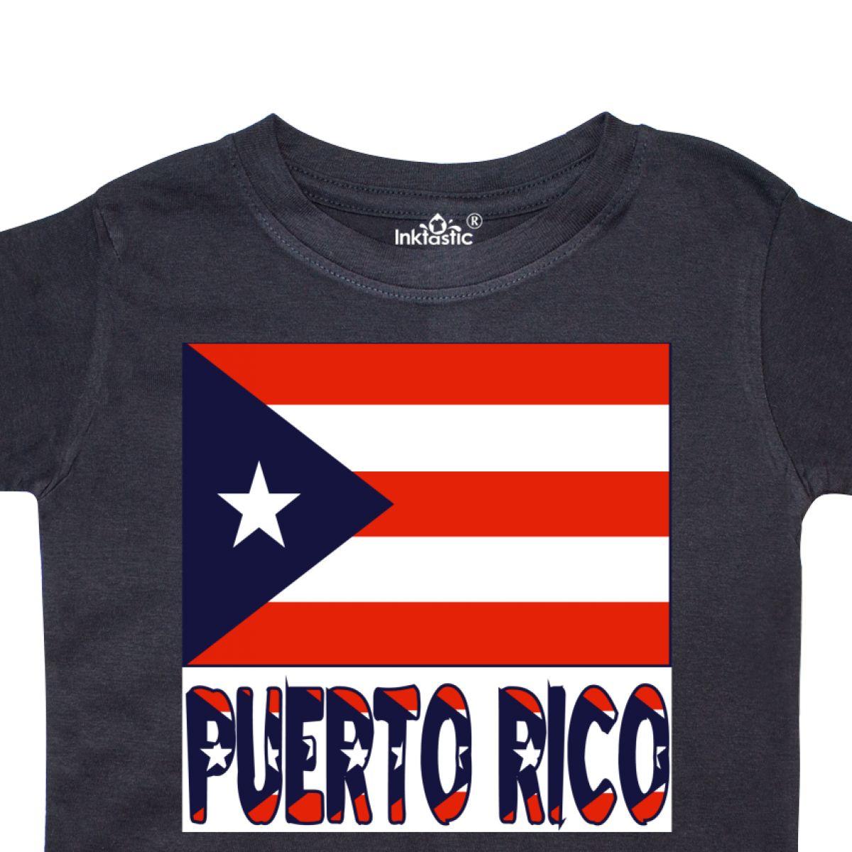 Inktastic-Puerto-Rico-Flag-amp-Name-Toddler-T-Shirt-Puerto-rican-Puerto-rico-Gift thumbnail 4