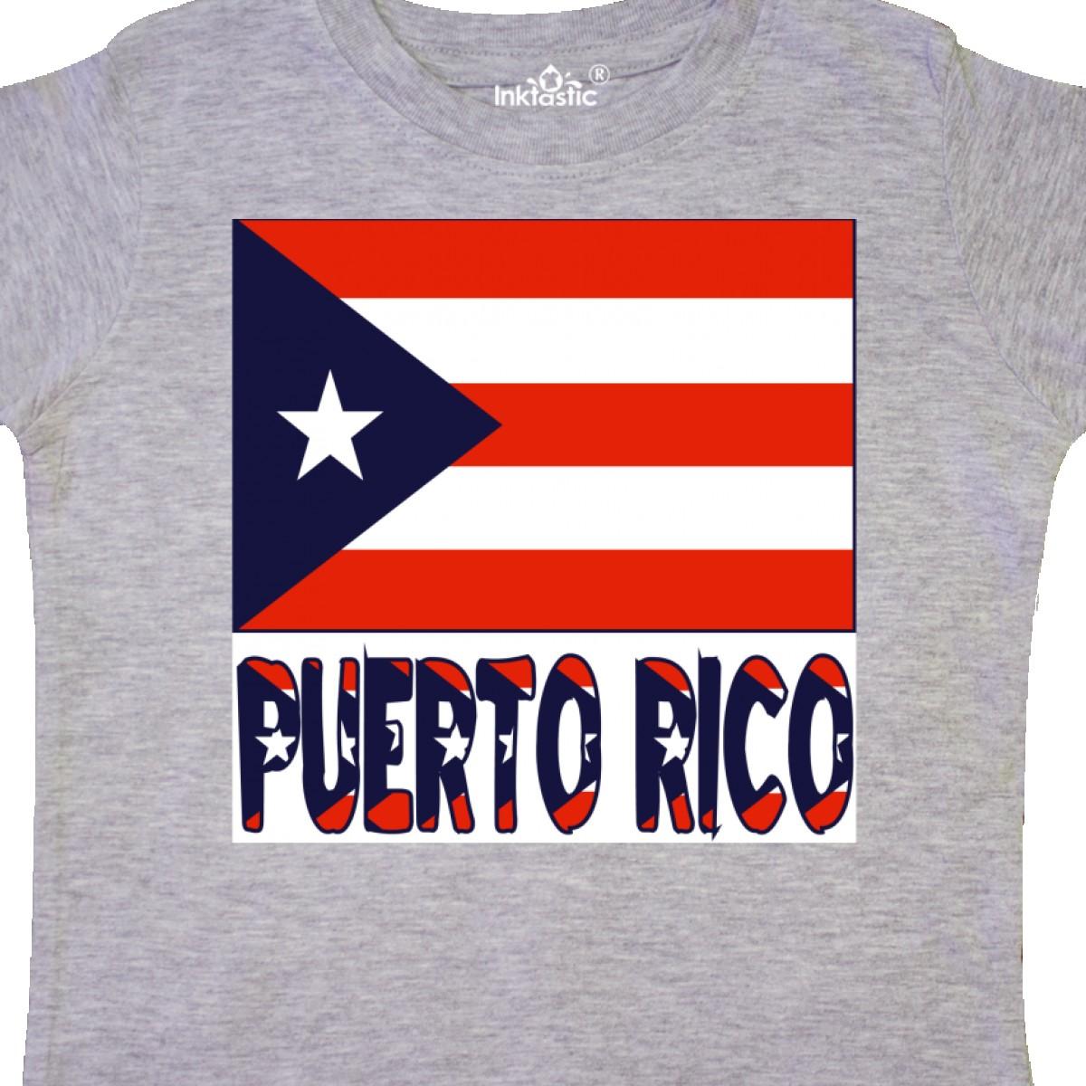 Inktastic-Puerto-Rico-Flag-amp-Name-Toddler-T-Shirt-Puerto-rican-Puerto-rico-Gift thumbnail 6